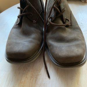 Merrell Shoes - Men's Merrell Waterproof Square toe Dress Boots